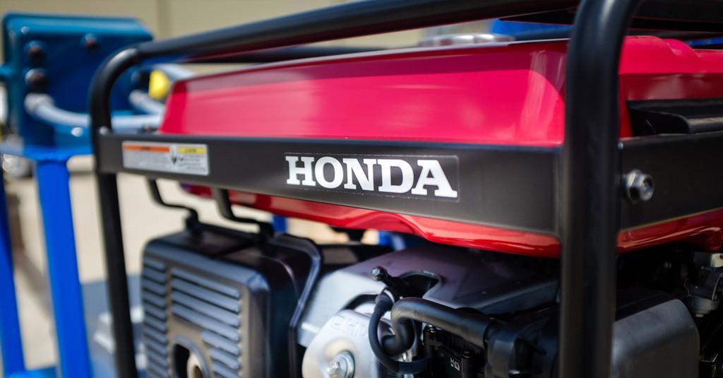 50 rokov generátorov Honda