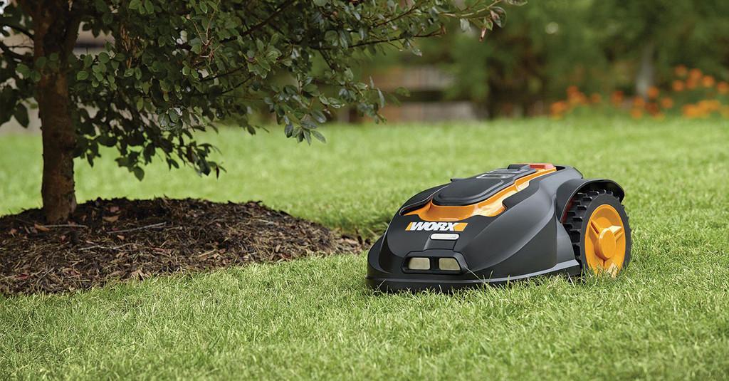 Robotické kosačky na trávu