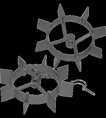 AL-KO Hnacie kolesá pre MH 4001-R / 5000 / 5001-R